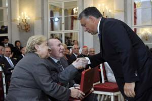 Orbán Viktor; Kertész Imre