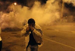 Törökországi tüntetések