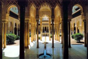 The-Alhambra-Granada