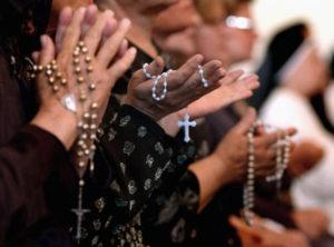 Imádkozó-kéz